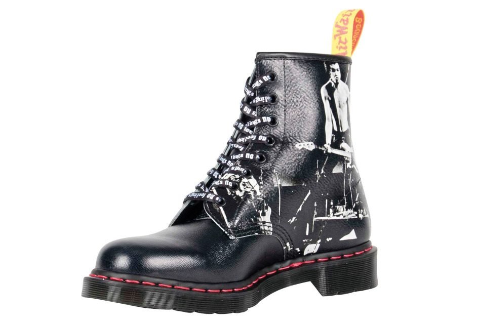 Dr Martens x Sex Pistols Collection