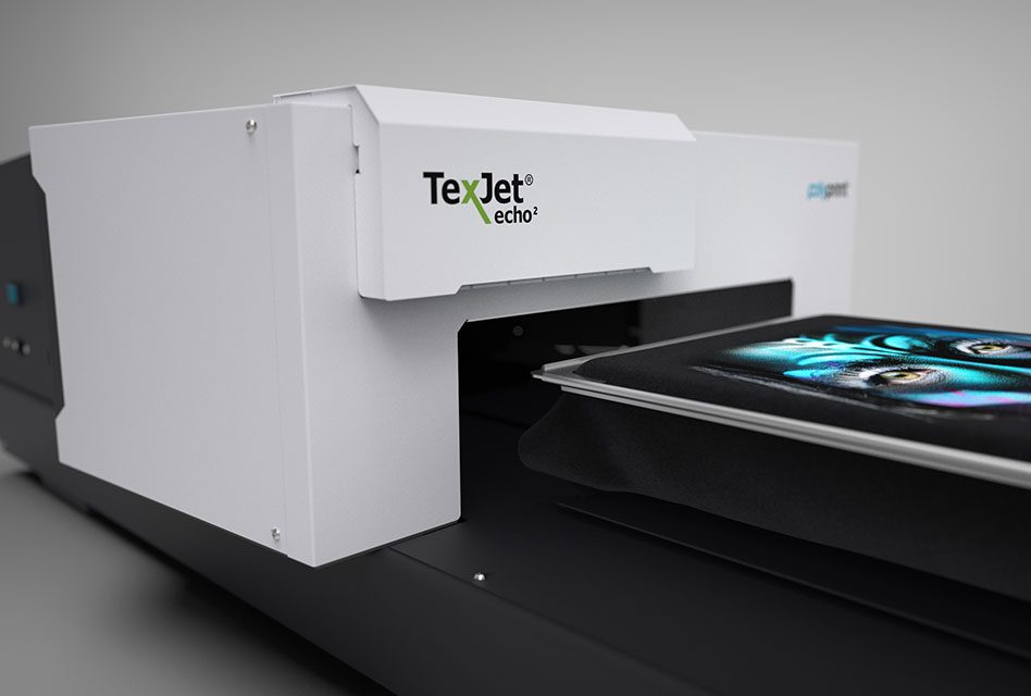 Polyprint launches TexJet Echo² DTG printer