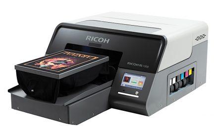 Ricoh launches Ri 1000 DTG printer