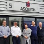 Asquith Group moves to new premises