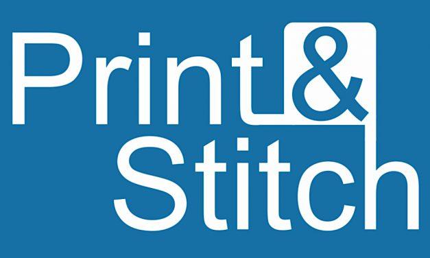 Print & Stitch Gatwick show changes location