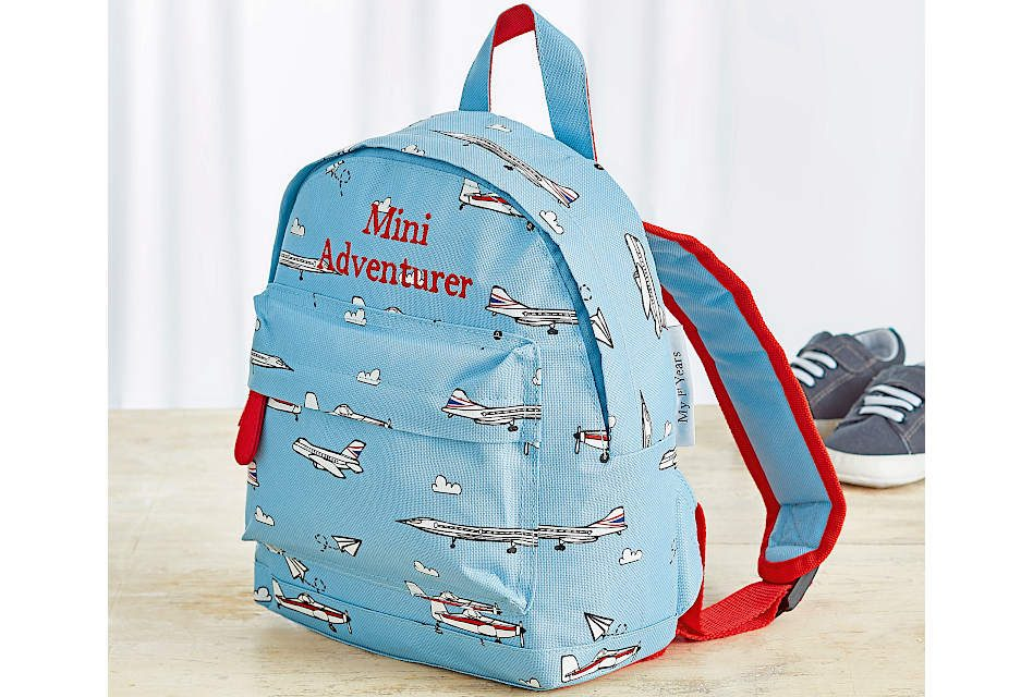 British Airways Mini Traveller Backpack by My 1st Years