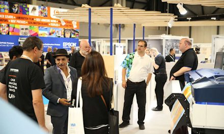 Epson to showcase new technology at The Print Show 2019