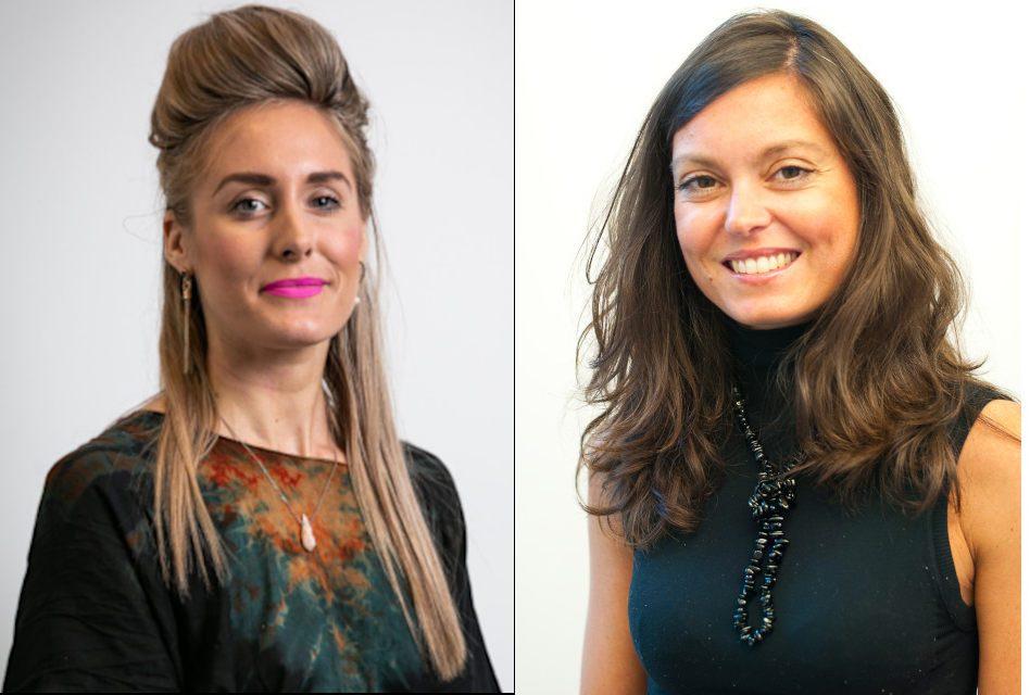 Changing Faces: Gloria Sandrucci and Melanie Alston