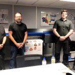 Amaya Sales UK to distribute Roland DG's TrueVis SG-300