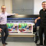 Granthams to supply new Roland DG TrueVis VG2