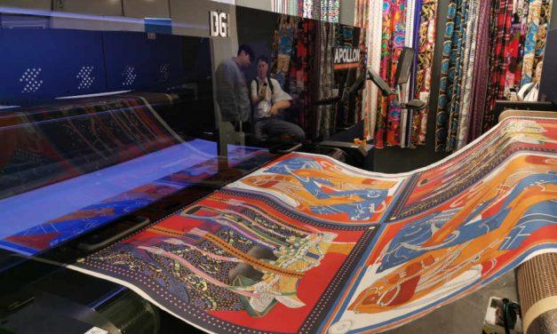Sabur introduces two new DGI textile printers