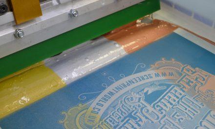 Screen Print World announced as UK distributor of ICC metallic Shimmer inks