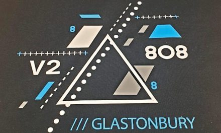 808 Create Glastonbury T-Shirt by KS Teamwear