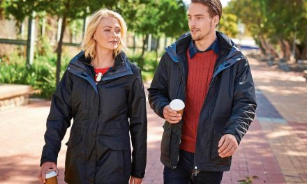 Warming up to outerwear