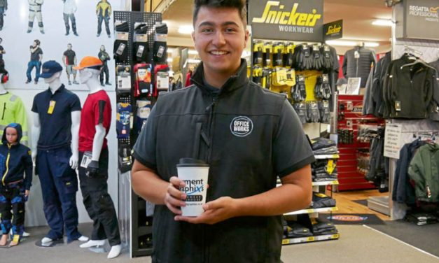 First-time workwear customers