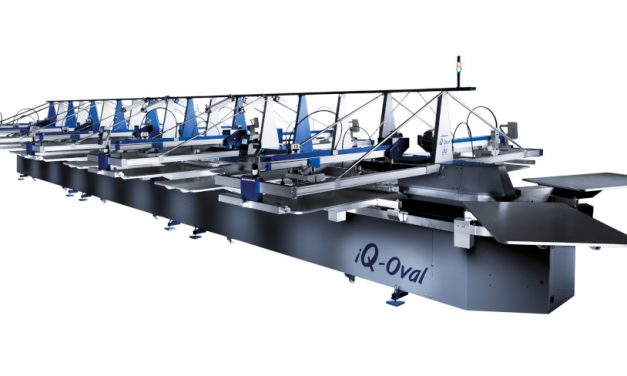 MHM expands iQ Oval's digital printing capabilities with Memjet technology