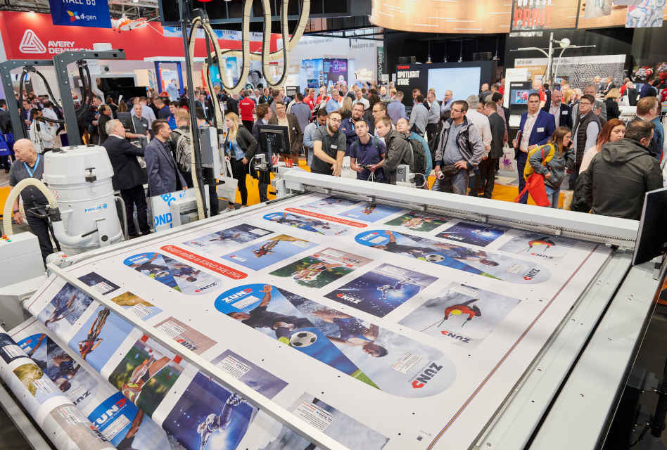 New screen and digital printing solutions to launch at Fespa 2020